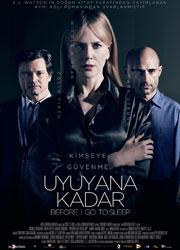Uyuyana Kadar – Before I Go to Sleep
