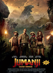 Jumanji: Vahşi Orman – Jumanji: Welcome to the Jungle