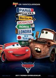 Arabalar 2 – Cars 2