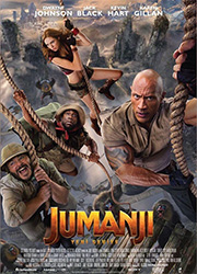 Jumanji: Yeni Seviye – Jumanji: The Next Level